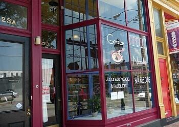 Richmond japanese restaurant Grace Noodle