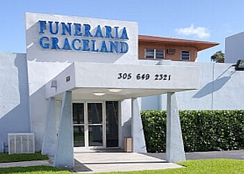 Miami funeral home Graceland Funeral Home