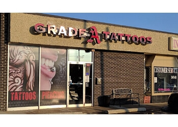 Fort Wayne tattoo shop Grade A Tattoos