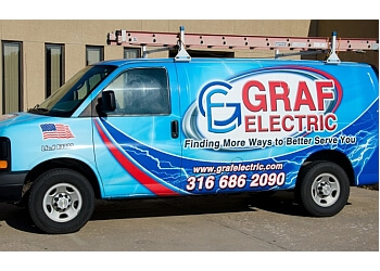 Wichita electrician Graf Electric, Inc.
