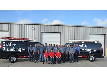 Corpus Christi plumber Graf Plumbing Inc.
