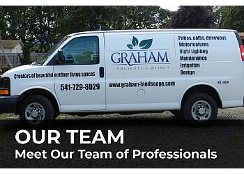 Eugene landscaping company Graham Landscape & Design LLC