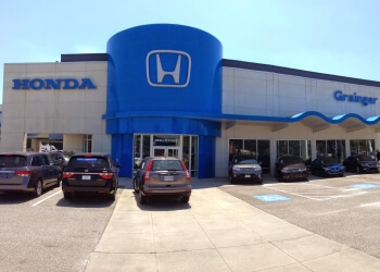 Savannah car dealership Grainger Honda