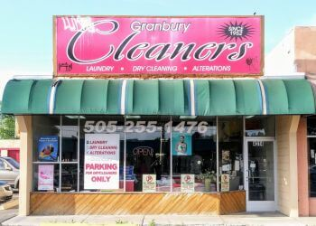 Albuquerque dry cleaner Granbury Cleaners