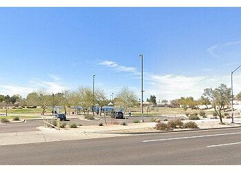 Glendale hiking trail Grand Canal Linear Park