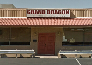 Glendale chinese restaurant Grand Dragon