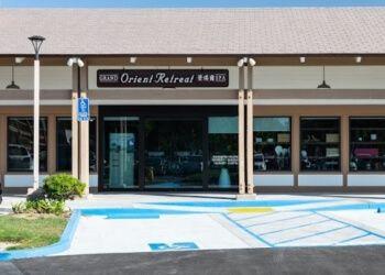 Irvine spa Grand Orient Retreat Spa