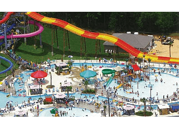 Jackson amusement park Grand Paradise Waterpark