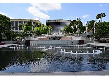 Los Angeles public park Grand Park