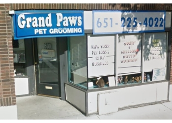 St Paul pet grooming Grand Paws