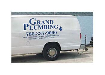 Hialeah plumber Grand Plumbing