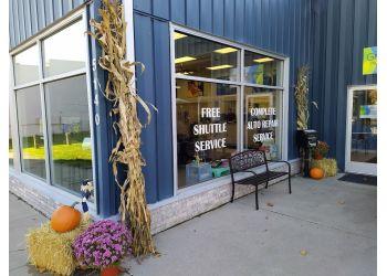 Flint car repair shop Grand Pointe Automotive