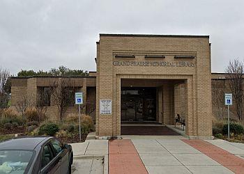 Grand Prairie landmark Grand Prairie Library