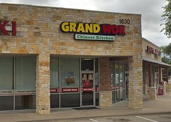 Carrollton chinese restaurant Grand Wok