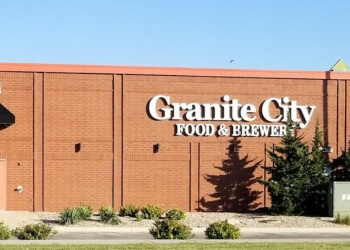 Cedar Rapids american restaurant Granite City Food & Brewery