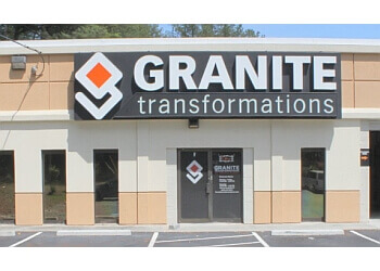 Atlanta custom cabinet Granite Transformations