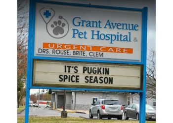 Springfield veterinary clinic Grant Avenue Pet Hospital