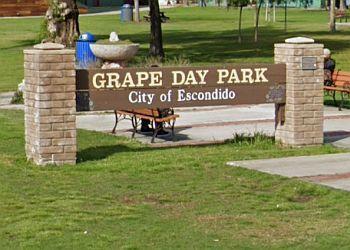 Escondido public park Grape Day Park