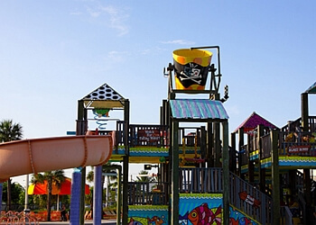 Miami amusement park Grapeland Water Park