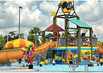 Miami amusement park Grapeland Water Park