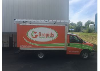Grand Rapids hvac service GRAPIDS HEATING & COOLING, INC.
