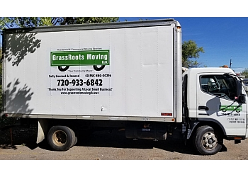 Aurora moving company GrassRoots Moving LLC