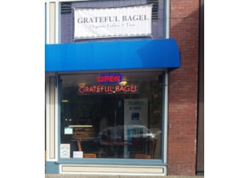 Santa Rosa bagel shop Grateful Bagel