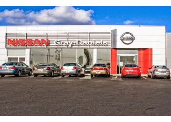 Jackson car dealership Gray-Daniels Nissan North