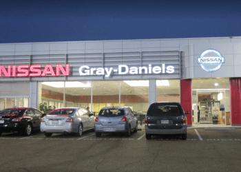Jackson car dealership Gray-Daniels Nissan North