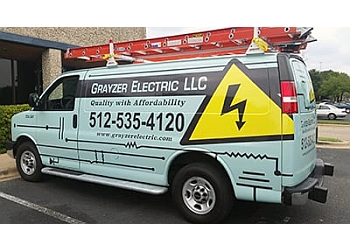 Austin electrician Grayzer Electric