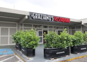 Hialeah steak house Graziano's Restaurant