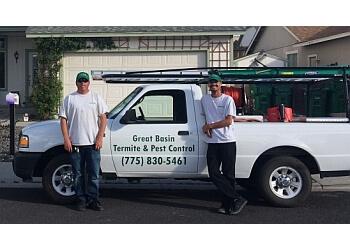 Reno pest control company Great Basin Termite & Pest Control, INC.