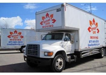Kansas City moving company Great Day Moving