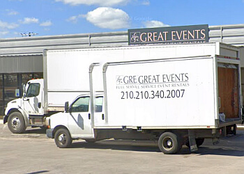 San Antonio rental company Great Events and Rentals