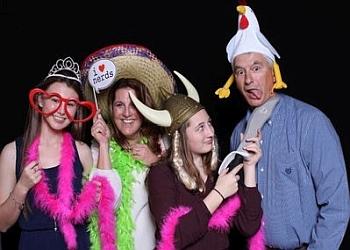 Corpus Christi photo booth company Great Fun Photo Booth