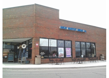 Ann Arbor bakery Great Harvest Bread Co