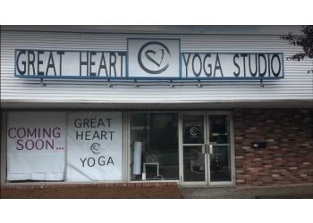 Bridgeport yoga studio Great Heart Yoga