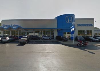 Akron car dealership GREAT LAKES HONDA