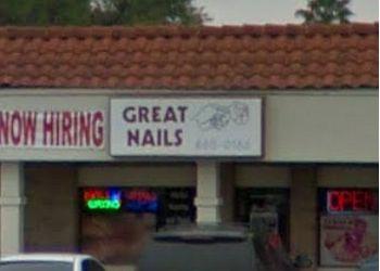 McAllen nail salon Great Nails