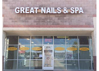 Lubbock nail salon Great Nails & Spa