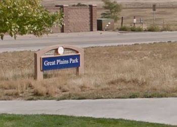 Aurora public park Great Plains Park