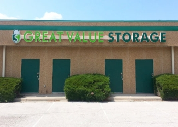 Kansas City storage unit Great Value Storage