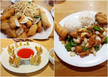 Killeen chinese restaurant Great Wall Cafe