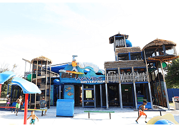 Alexandria amusement park Great Waves Waterpark