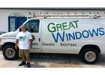 Jacksonville window treatment store Great Window Shades Inc
