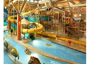 Colorado Springs amusement park Great Wolf Lodge