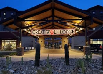 Scottsdale amusement park Great Wolf Lodge Water Park