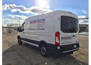 Dayton moving company Greater Dayton Moving & Storage