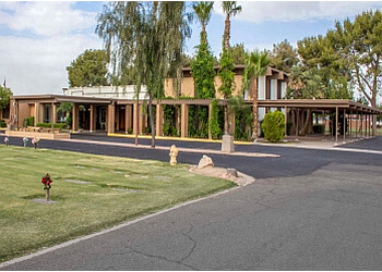 Scottsdale funeral home Green Acres Mortuary & Cemetery
