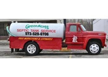 Columbia septic tank service Green Acres Septic Tank Service